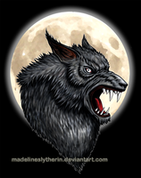 Warewolf by MadelineSlytherin