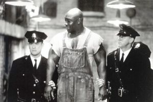 Michael Clarke Duncan  REST IN PEACE by vorphil