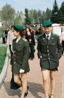 Green Berets by flankerus