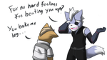 No Hard Feelings? by RaxkiYamato