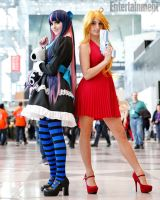 Panty and Stocking- Entertainment Weekly by Loli-Goth
