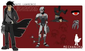Rafe Ref Sheet v2 by Robo-Shark
