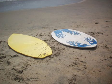 Skim Boards II by Aln0827