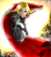 Edward Elric FMA by Dr-Platinum