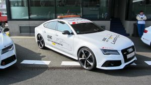 Audi RS7 Safety Car by SWAT316