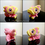 Pink Kecleon Pokedoll by xSystem