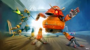 beastiebots by snitch-was-here