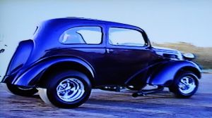Purple Anglia by RufusInk2011