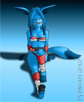 Swimsuit Glaceon 3 by tydrian