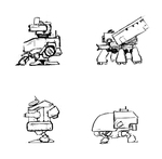mechThumbnails by moxomo