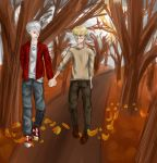 APH: Autumn leaves by Squircl