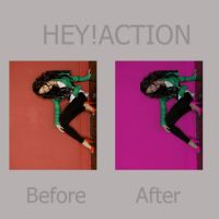 HEYACTION BY UPHHSSM2 by uphhssm2