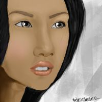 Kristel Painting Cropped Updated  by hapa93
