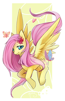 Butterflies by Mousu