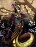 Lamia Nature Goddess by Ai-Don