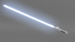 Natan Cage's Lightsaber Ignited by adrian1997