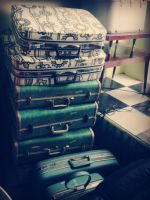 luggage by EmmaHillPhotography