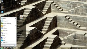 Monuments-3 Windows 7 themes by windowsthemes