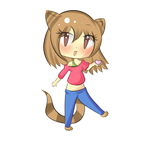 Commission: chibi Kesley by Valorie-Sonsaku