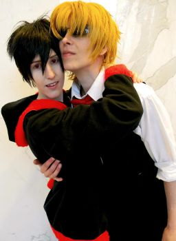 Shizaya: The Happiest Smile by M-Is-For-Murder