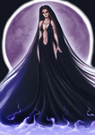 Lady of the night by impia-dea