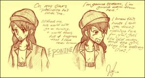 The One and Only Eponine by ShadowsWolfsbane