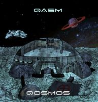 Qosmos Cover Art by Whitsteen