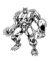 Beast Wars - Survive by Soulman-Inc