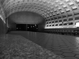 End of the Metro Station by realPhixion