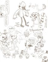 Random Drawings xD by Ryuzaki236