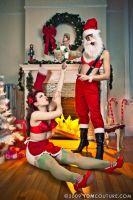 Naughty and Nice IV by tomcouture