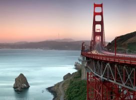 Golden Gate Bridge | San Francisco, CA by LukeMunnell