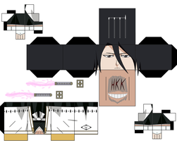 Byakuya Kuchiki by hollowkingking
