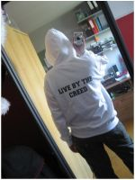 Creed Hoodie by SayaShinigami
