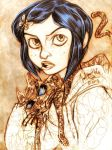 Coraline by MistyTang