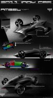 2011 Amsel Indycar Concept by TCP-Design