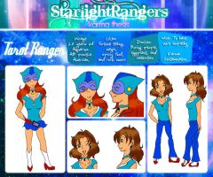 Starlight Rangers Tarot Ranger by flyingrain