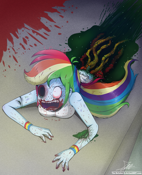 .:Infected:. (another) by The-Butcher-X