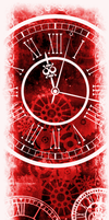 Only Time Will Tell [Custom Box BG] (Invert Red) by darkdissolution