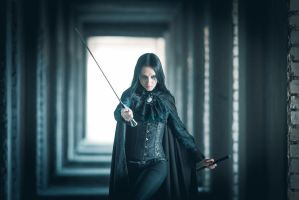 The Aristocrat of Your Demise 13 by AshielNeronamyde