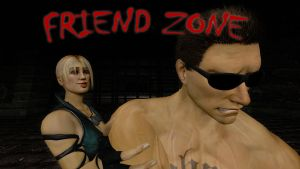 MK- Friend Zone by Janus3003