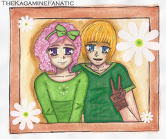 Genevieve and Panfilo by TheKagamineFanatic