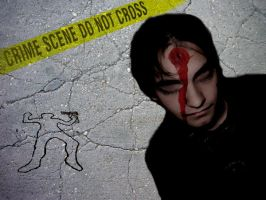 Crime Scene V.1 by BioVenomImagery