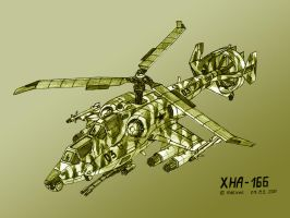 XHA-166 by TheXHS