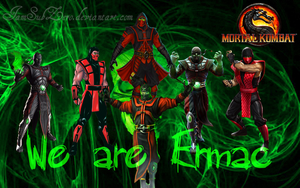 We are Ermac Part 2 by IamSubZero