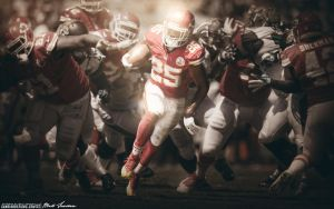 Jamaal Charles by Sanoinoi