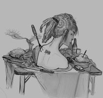Table Manners by Gone-Batty