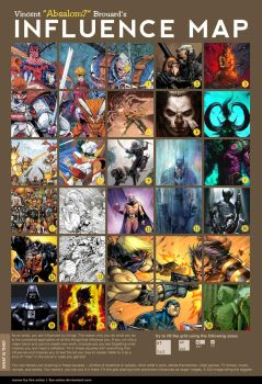 Absalom7's Influence Map by Absalom7