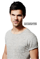 Taylor Lautner PNG 01 by shaynabowen88