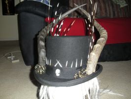 Horned hat Re-done by Seras-Loves-Master